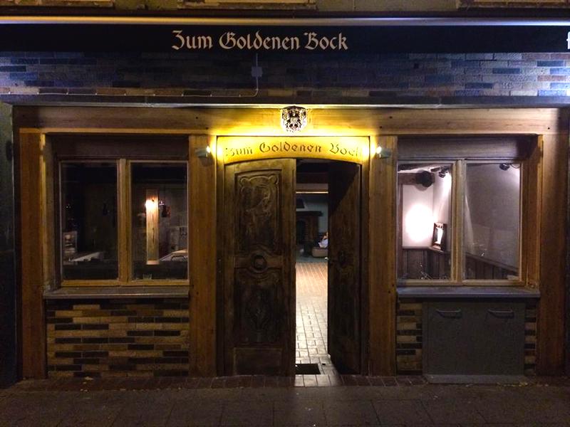 Zum Goldenen Bock Köln
